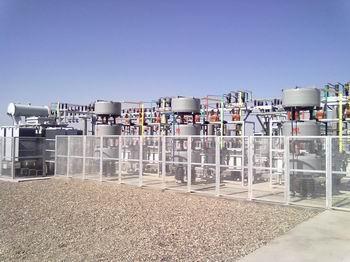 LNG系列变电站动态亿博平台注册补偿装置